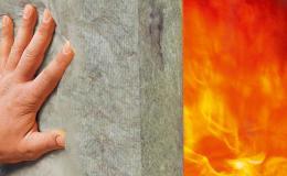 Пожежна безпека теплоізоляційних матеріалів